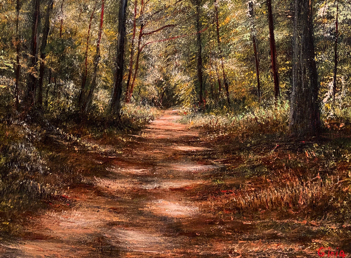 Late Spring Trail